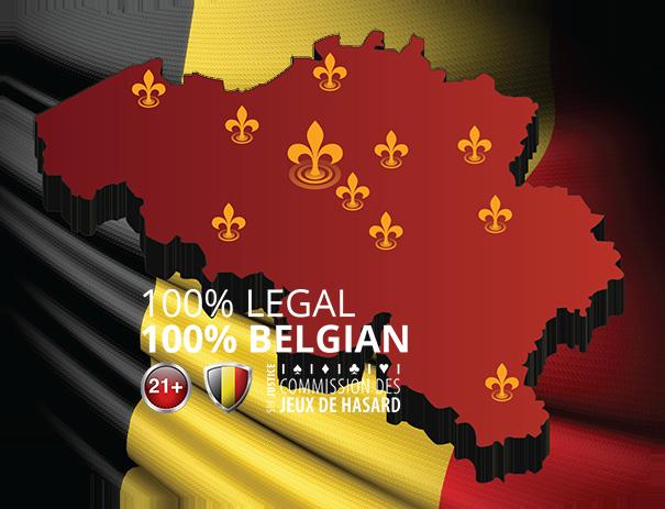 casino en ligne legal belgique